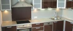 Как происходит замена фасадов на кухонном гарнитуре