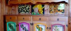 Как самостоятельно сделать декор кухонного гарнитура