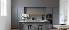 Выбираем современный дизайн кухонного гарнитура: новинки этого сезона