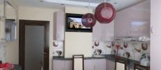 Особенности планировки кухни с вентиляционным коробом