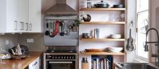Выбираем кухонный гарнитур 6 кв.м: оригинальные идеи