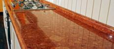 Как произвести замену столешницы на кухне