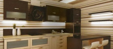 Обзор про рамочные фасады для кухни
