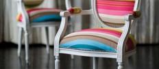 Доступные способы обновить старые стулья
