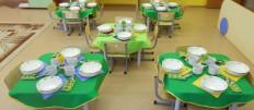 Правила сервировки детского стола на праздники