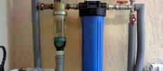 Виды и характеристики фильтров для горячей воды
