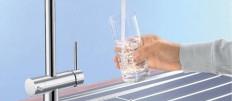 Виды смесителей с фильтром для воды