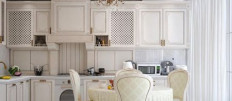 Создаем дизайн кухни в стиле неоклассика