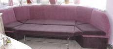 Эркерные диваны для кухни со спальным местом