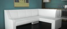 Как выбрать компактный диван для кухни с ящиком