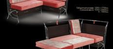 Обзор моделей раскладных диванов для кухни
