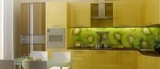Обзор панелей для кухни в Леруа Мерлен