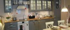 Лучшие модели серых кухонь Икеа
