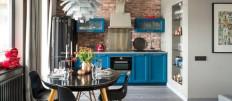 Обзор стильных кухонь в стиле фьюжн