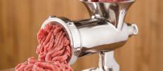 Инструкция как собрать мясорубку