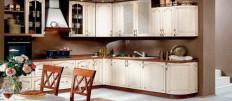 Современные идеи отделки стен на кухне