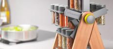 Удобный и стильный набор контейнеров для кухни