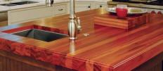 Деревянная столешница для кухни
