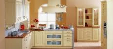 Делаем свою кухню цвета ваниль