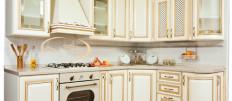 Итальянская кухня Афина в интерьере