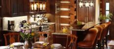 Идеи интерьеров кухни в испанском стиле