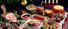 Праздничная сервировка стола на Новый Год