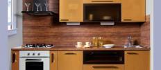 Как выбрать стеновые панели МДФ для кухни