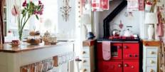 Кухонная мебель для дачи: выбираем экономный вариант