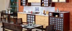 Как сделать интерьер кухни в японском стиле