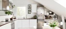 Как расположить кухню в квартире или доме