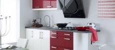 Продумываем планировку кухни 8 метров