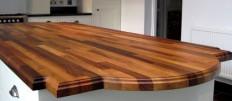 Плюсы и минусы столешницы из дерева для кухни