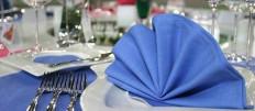 Мастер-класс: как сложить салфетки для сервировки стола