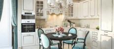 Дизайн белой кухни в современном стиле