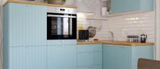 Лучшие варианты угловых кухонь в Леруа Мерлен