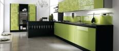 Варианты дизайна интерьера с фисташковой кухней