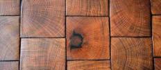 Плитка под дерево в интерьере помещения