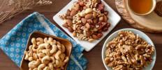 Правила хранения орехов в домашних условиях