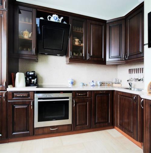 Различные стили дизайна кухни виды