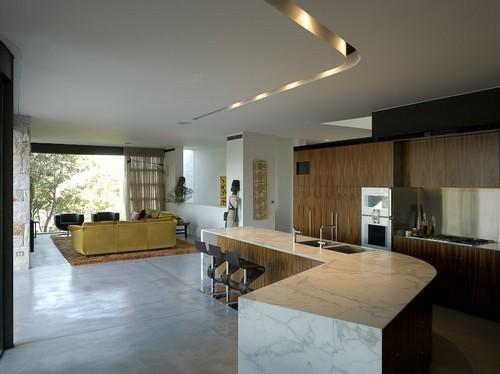 фото дизайн кухни гостиной в хрущевке