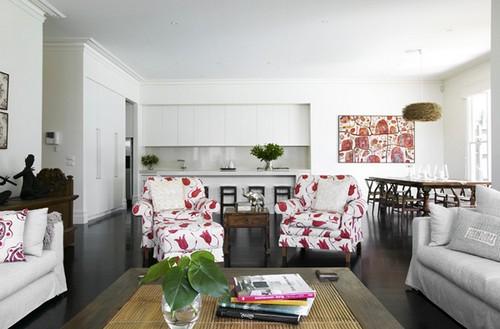 фото дизайн кухни гостиной