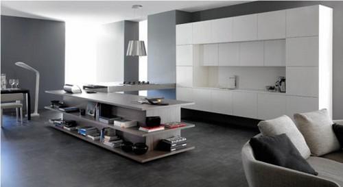 кухня гостиная в хрущевке на фото
