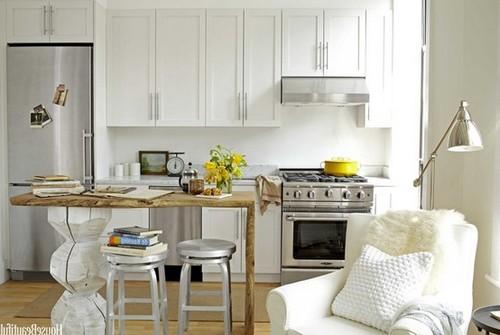 кухня студия фото дизайна