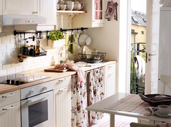 маленькие кухни интерьер