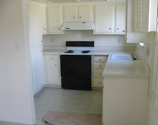 Интерьеры небольших кухонь