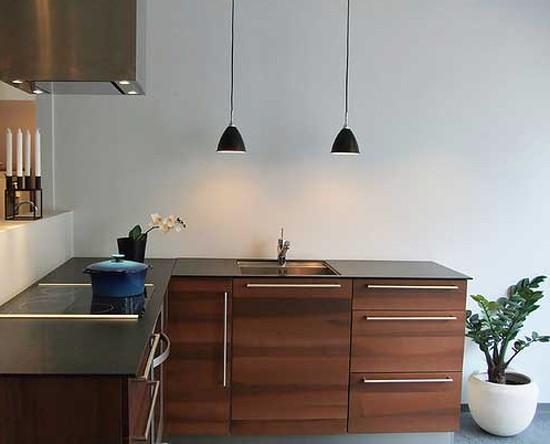 маленькая кухня на фото