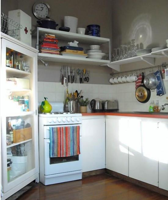 кухни очень маленького размера