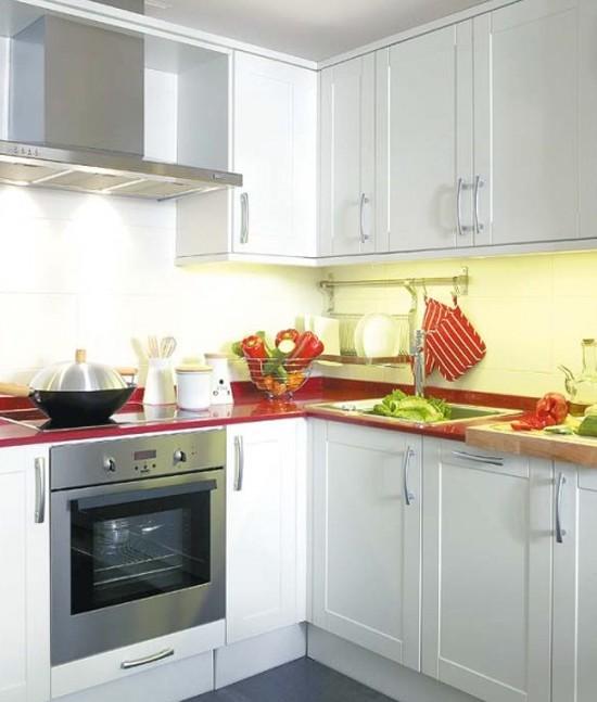 Дизайн маленьких кухонь фотогалерея