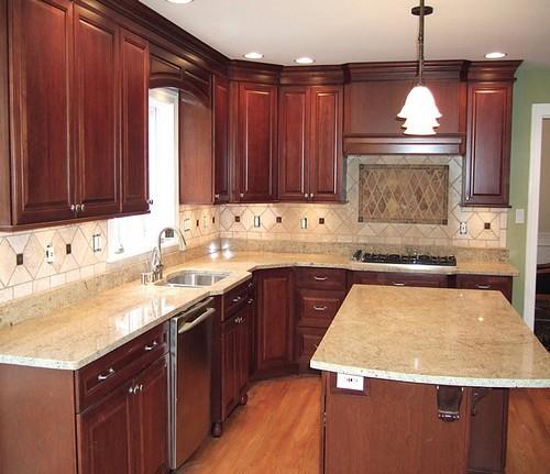 кухонная мебель для маленьких кухонь