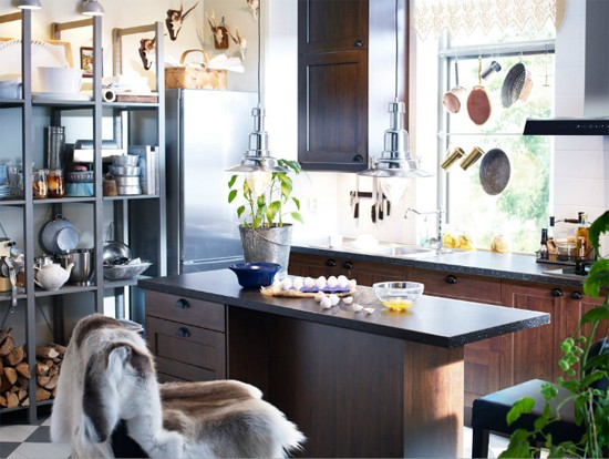Дизайн кухонь для малогабаритных квартир фото